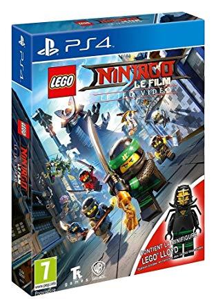 ninjago lego jeux