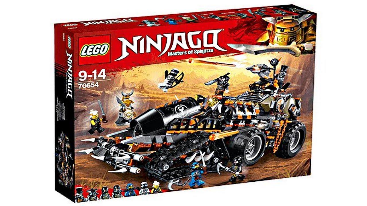 nouveau lego ninjago