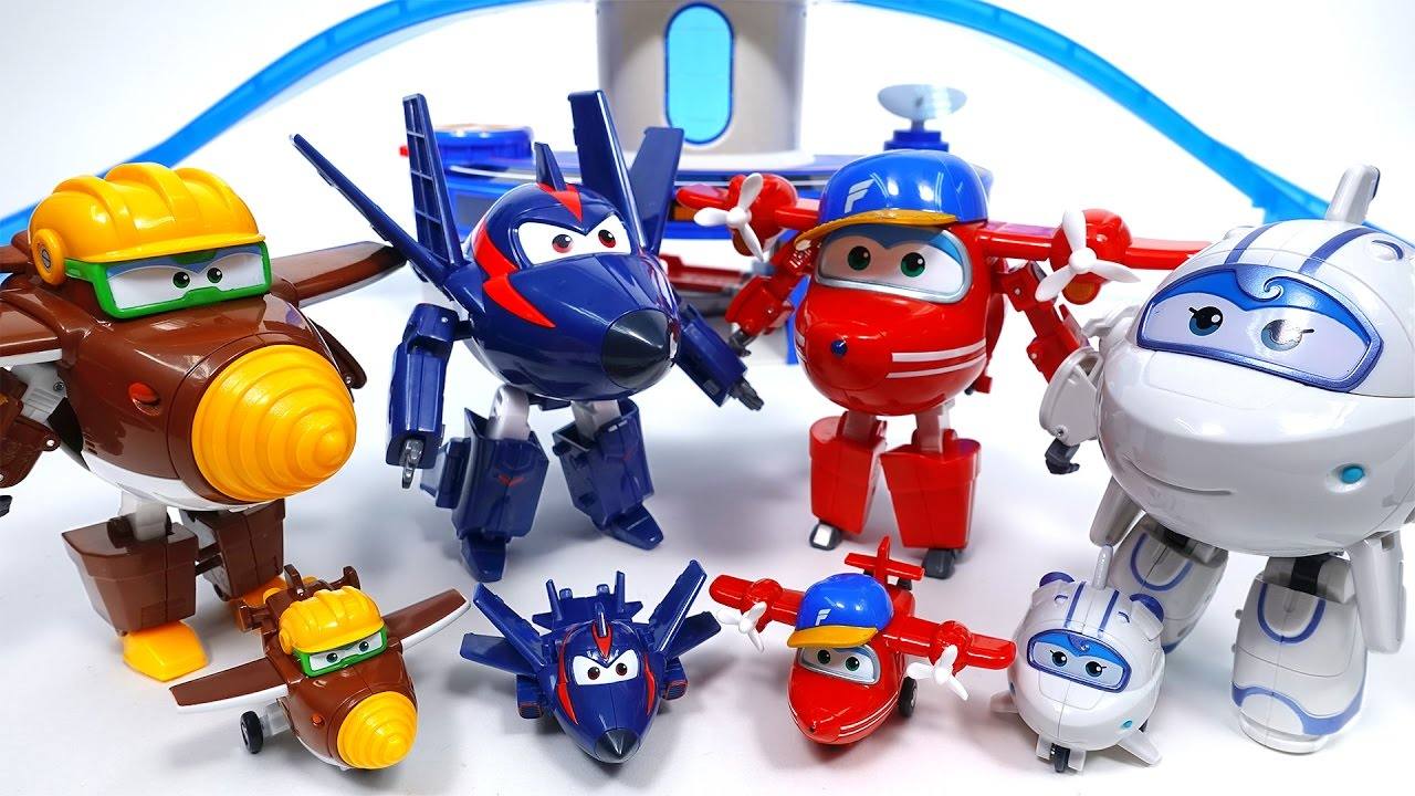 nouveau super wings