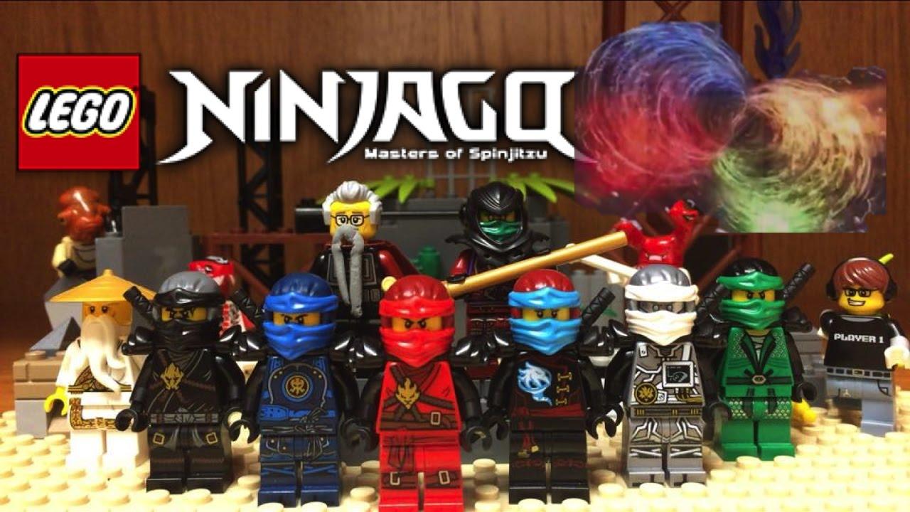 nouvelle saison ninjago