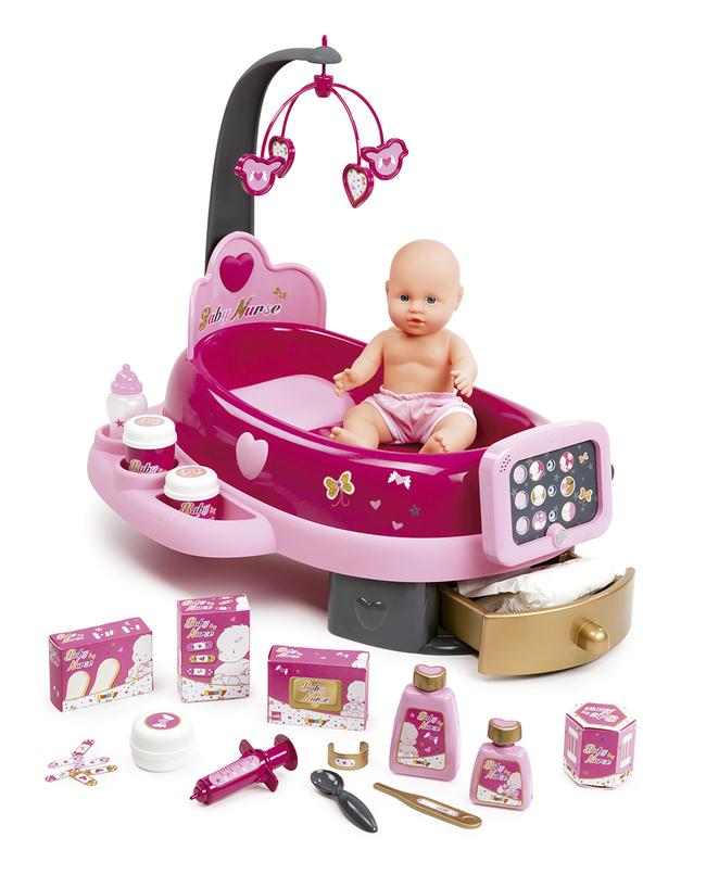 nursery baby nurse