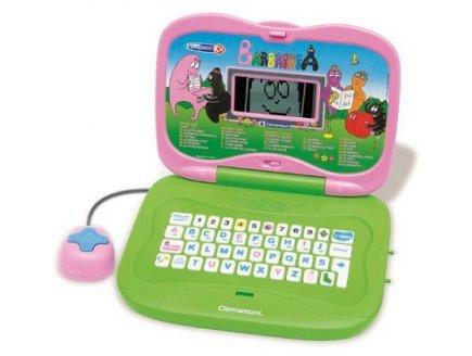 ordinateur barbapapa
