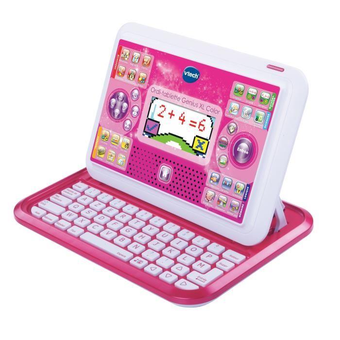ordinateur educatif 4 ans