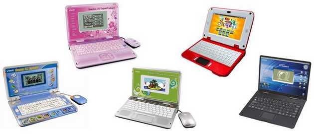 ordinateur enfant 6 ans