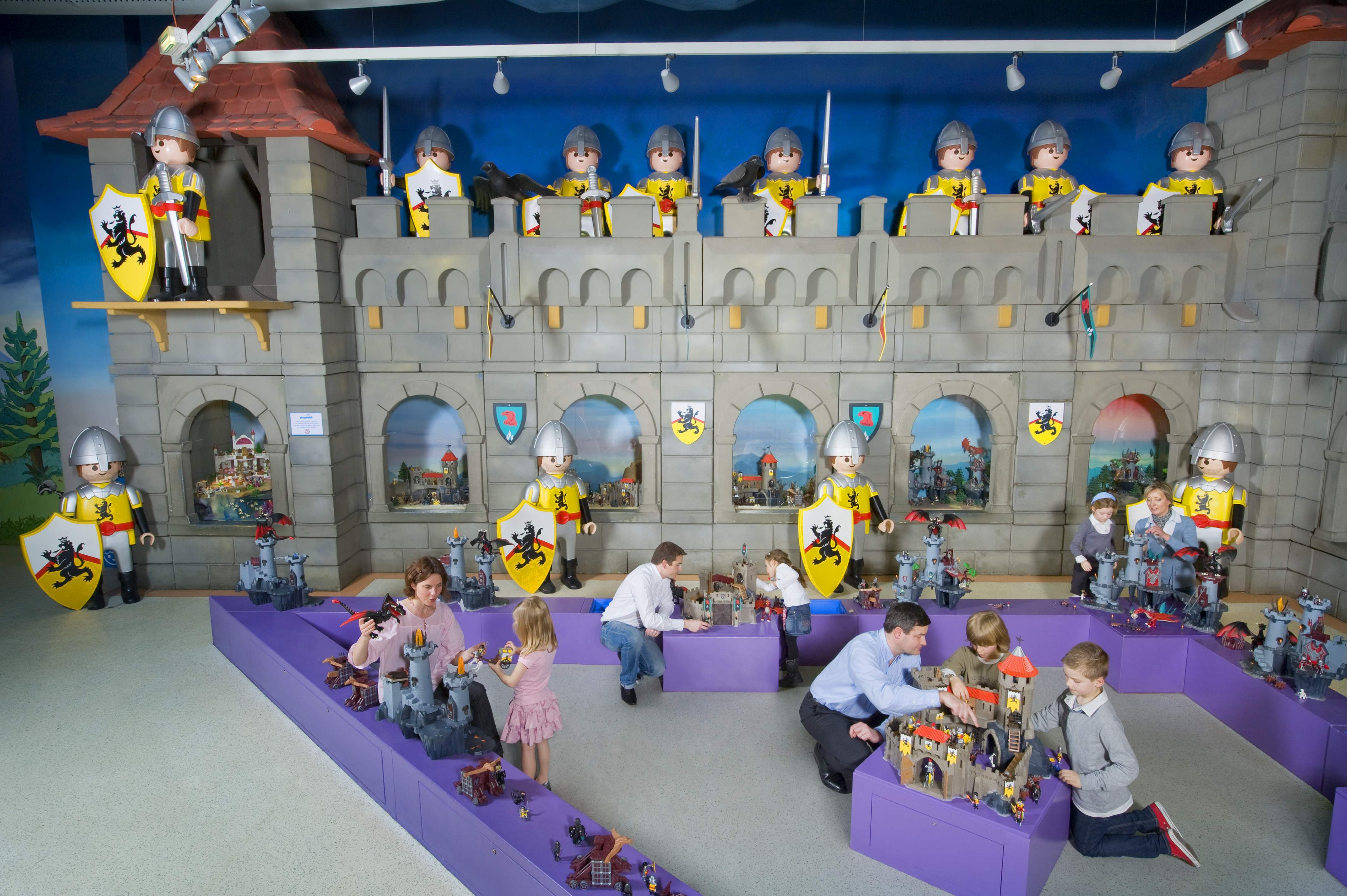 parc playmobil paris