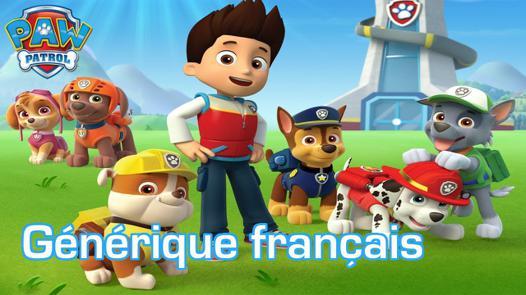 pat patrouille francais