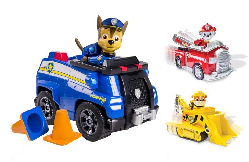 pat patrouille voiture