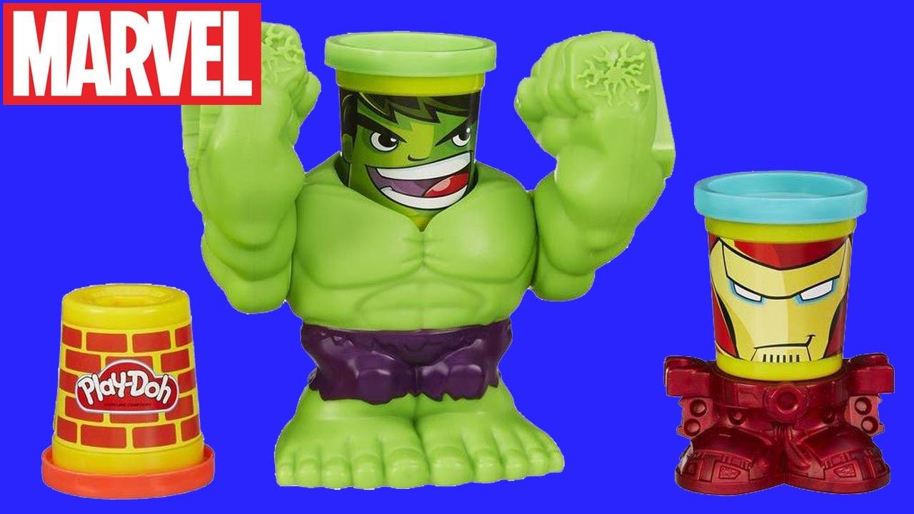 pate a modeler hulk