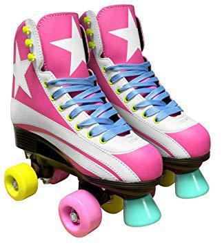 patins à roulettes fille