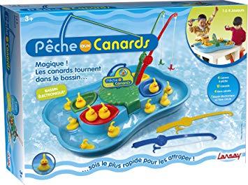 peche aux canards lansay