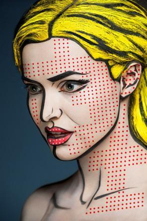 peinture visage