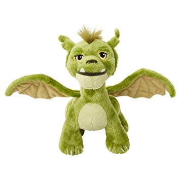 peluche elliott le dragon