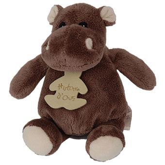 peluche hippopotame histoire d ours