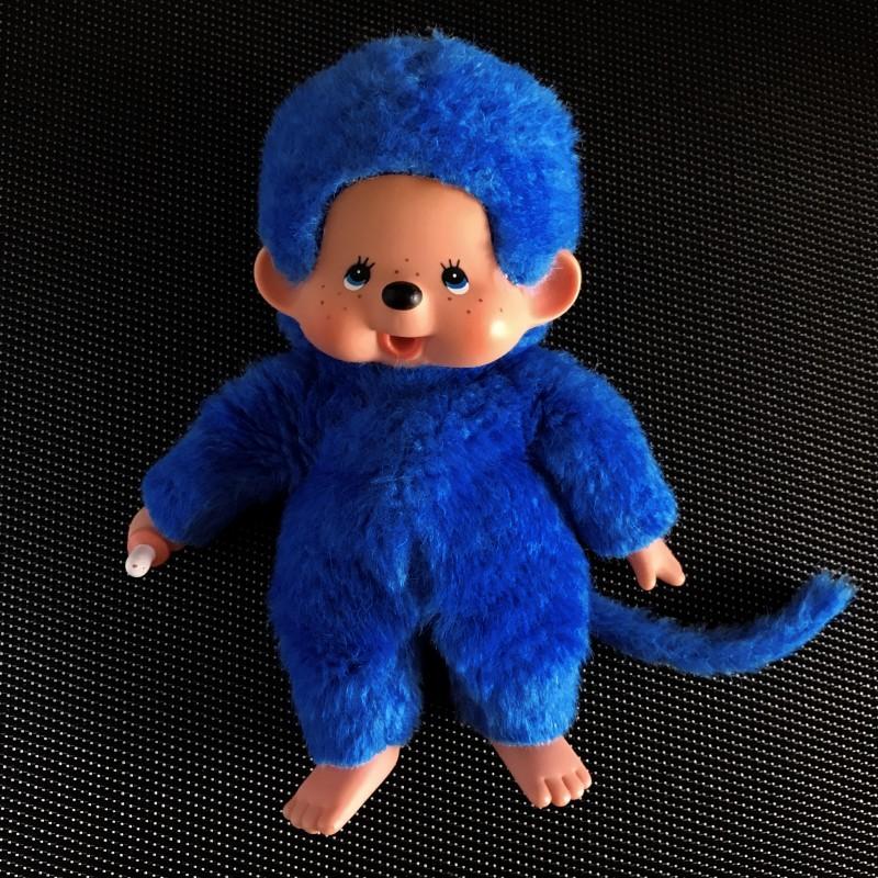 peluche kiki bleu