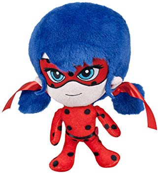 peluche ladybug