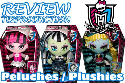 peluche monster high
