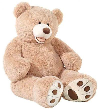 peluche ours geant