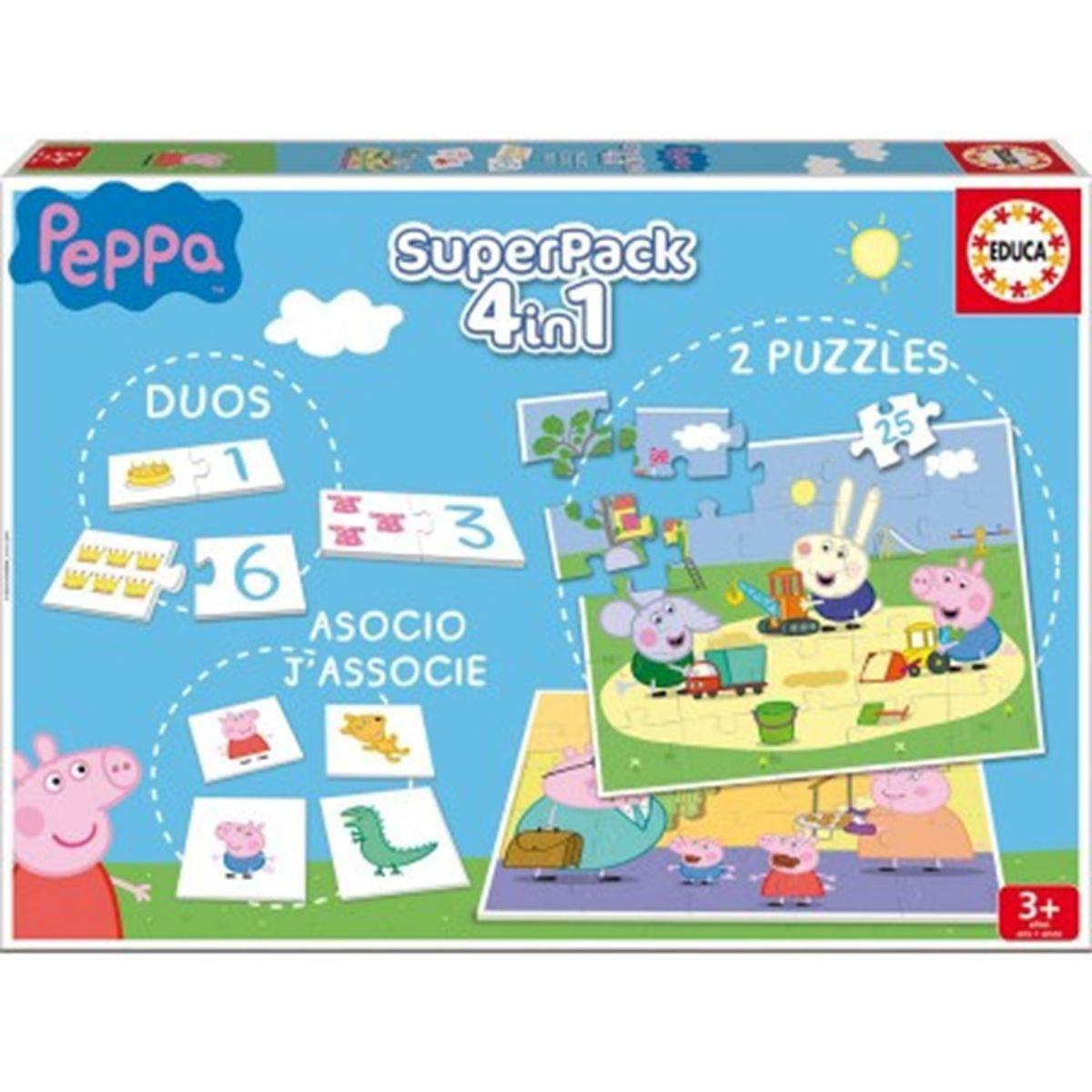 peppa jeux