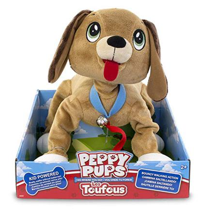 peppy pups toufou