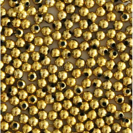 perles dorées