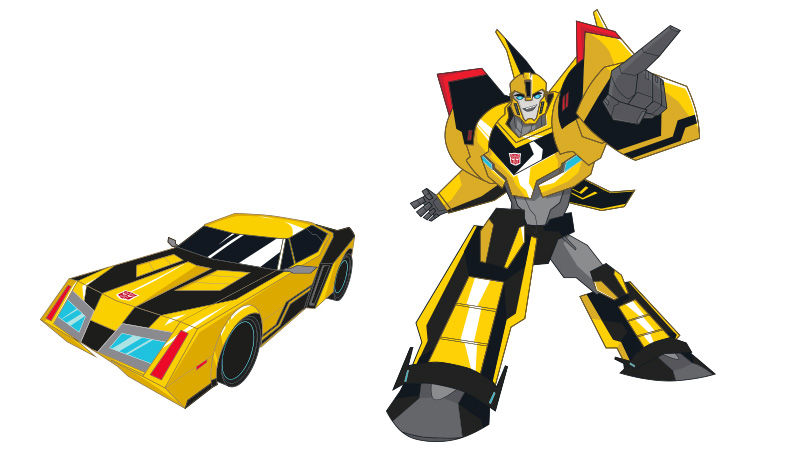 personnage transformers