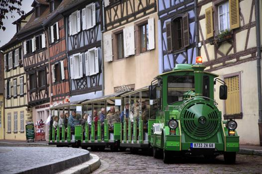 petit train colmar