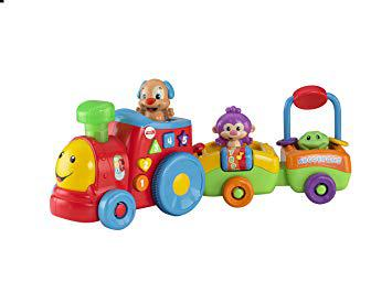 petit train jouet fisher price
