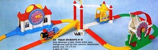 petit train vulli