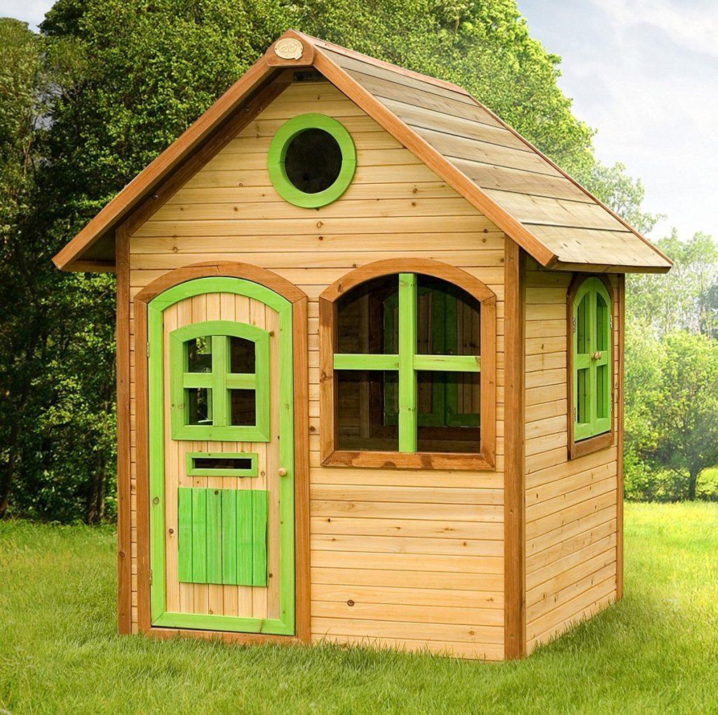 petite maison en bois enfant