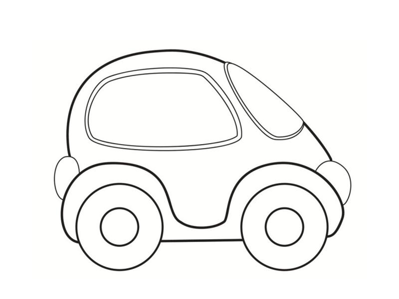petite voiture dessin