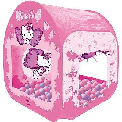 piscine a balle hello kitty