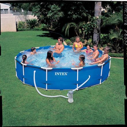 piscine intex 12 x 30