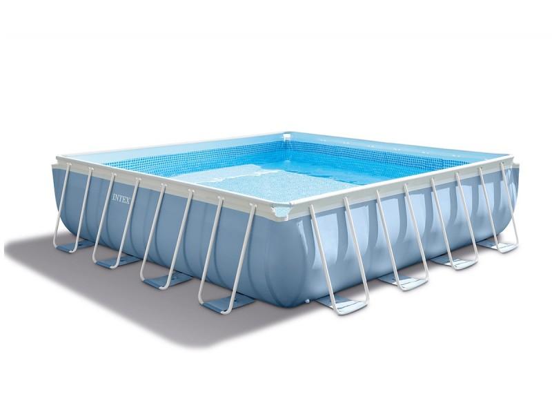 piscine intex carre