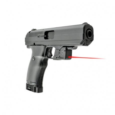 pistolet à laser