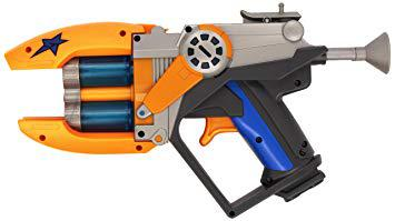 pistolet double canon slugterra