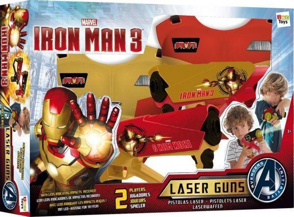 pistolet iron man