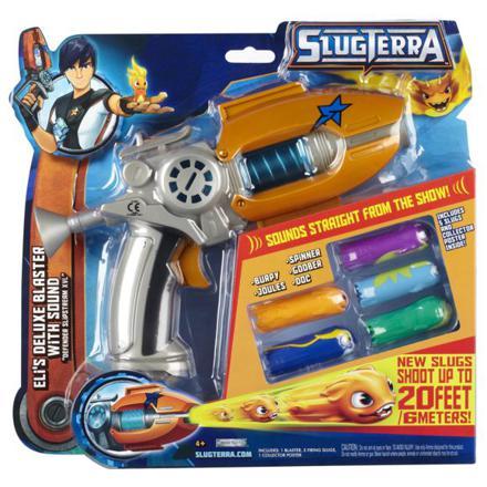 pistolet slugterra 5 slugs