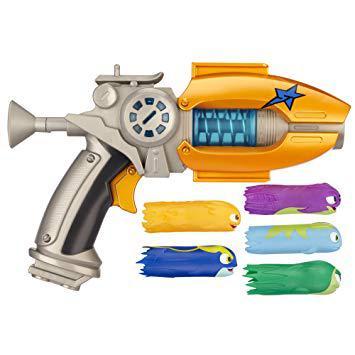 pistolet slugterra deluxe