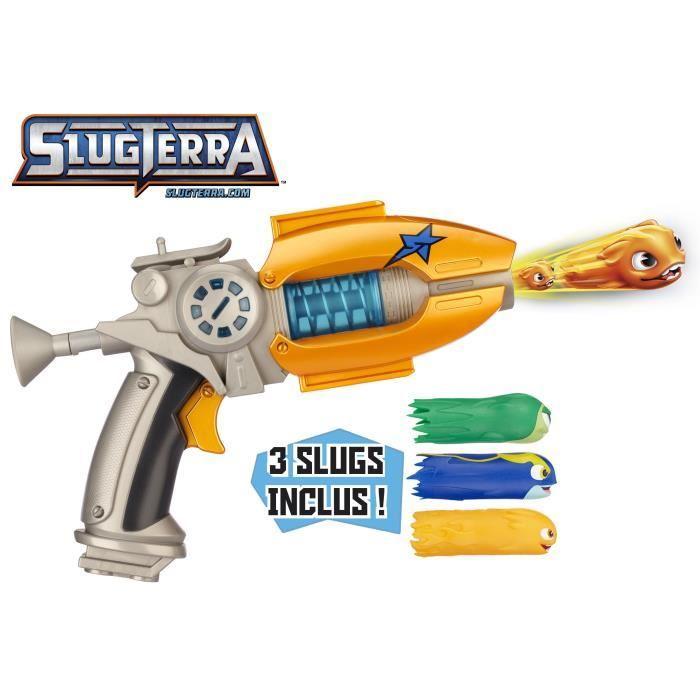 pistolet slugterra jouet