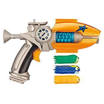 pistolet slugterra orange