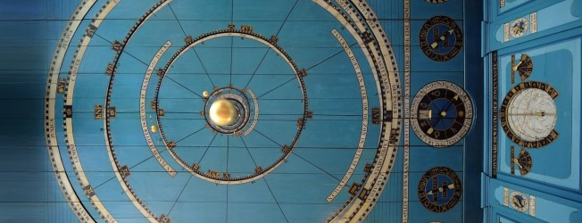 planetarium plafond
