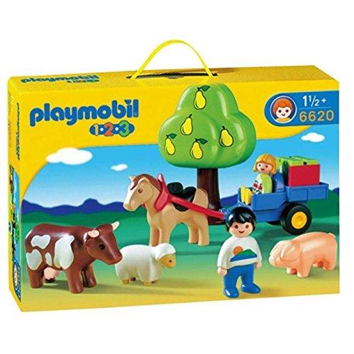 playmobil 123 animaux
