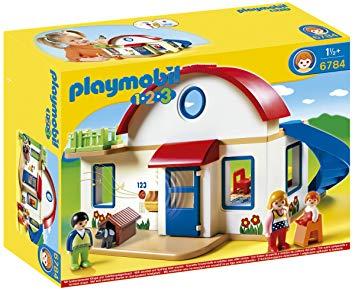 playmobil 123 maison de campagne