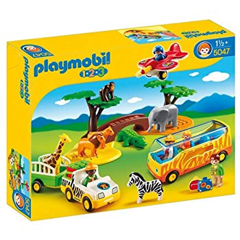 playmobil 123 safari