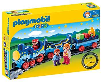 playmobil 123 train