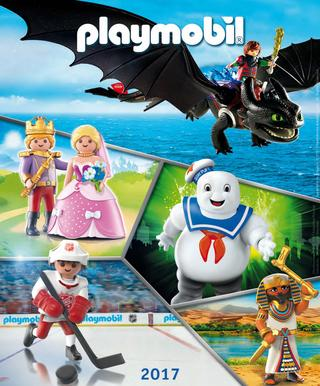 playmobil 2017 catalogue