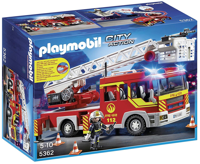playmobil 5362 camion pompier