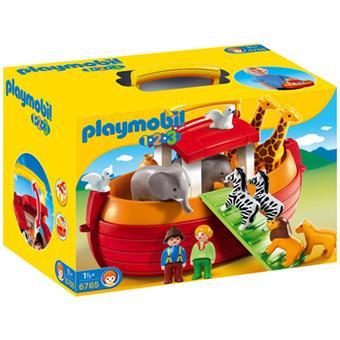 playmobil 6765 arche de noé transportable