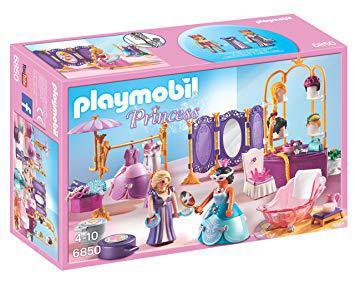 playmobil 6850 salon de beauté avec princesses
