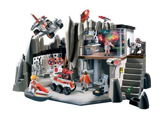 playmobil agents secrets